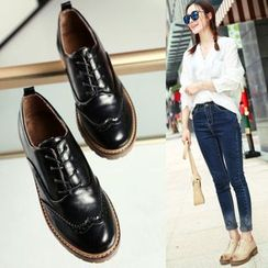 Shoes Galore - Brogue Oxfords