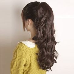 Wigshow - Clip In Ponytail - Wavy