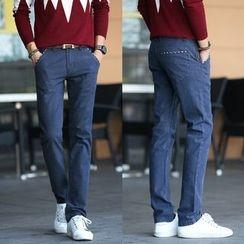 Keerme - Slim-Fit Pants
