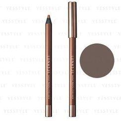 Kanebo - Lunasol Shiny Pencil Eyeliner (#01 Grayish Brown)