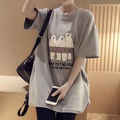 Shimi - Print T-Shirt
