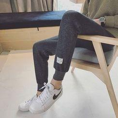 子俊 - 貼布繡運動褲