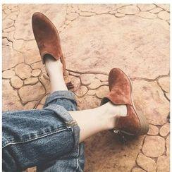 Laceuplux - 仿皮及踝靴