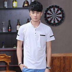 SOLER - Short-Sleeve Polo Shirt