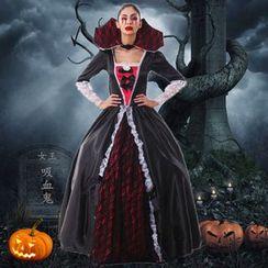 Lemon Bar - Vampire Queen Cosplay Costume