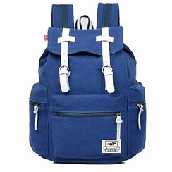 AUGUR - Canvas Flap Backpack