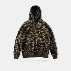 Newin - Camouflage Hoodie