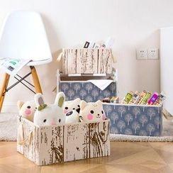 Home Simply - 印花收纳箱