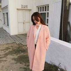 Visbee - Single Button Coat