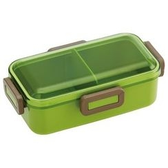 Skater - Earth Color Soft Lunch Box (Green)