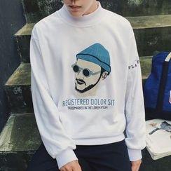 Streetstar - Printed Sweatshirt