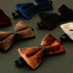 Romguest - Velvet Bow Tie