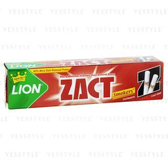 LION - ZACT Smokers' Toothpaste (Cool Mint)