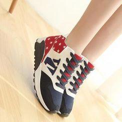 Solejoy - Color-Block Sneakers