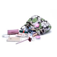 Aoba - 碎花手提包