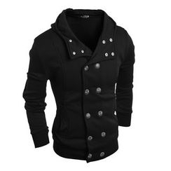 Hansel - Double-Breasted Jacket