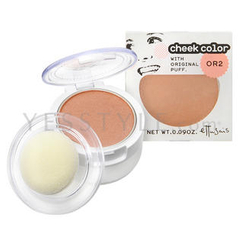 ettusais - Cheek Color (#OR2)