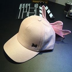 Hats 'n' Tales - Bow Baseball Cap