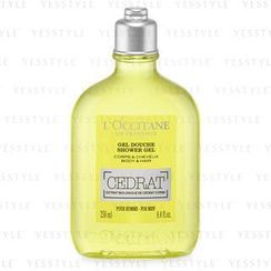 L'Occitane - Cedrat Shower Gel