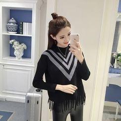 RUI - Fringe Sweater