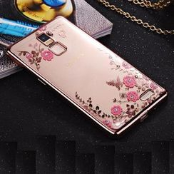 Wince - Floral Case for Oppo R7S