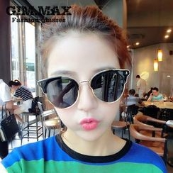 GIMMAX Glasses - Retro Round Sunglasses