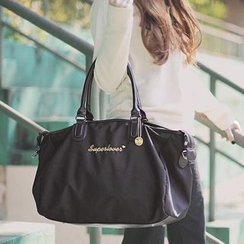 SUPER LOVER - Nylon Satchel