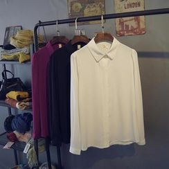 Glovon - Long-Sleeve Blouse