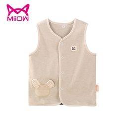 MiiOW - Kids Buttoned Vest