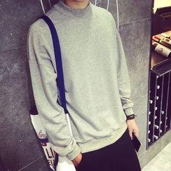 子俊 - 小高領純色套衫