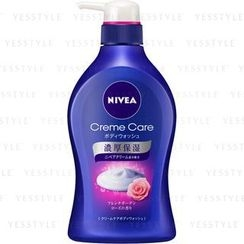 NIVEA - Crème Care Body Wash (French Garden Rose)