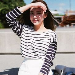 Tulander - Striped Long-Sleeve T-Shirt