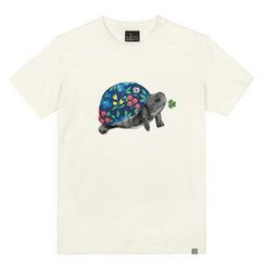 the shirts - Tortoise Print T-Shirt