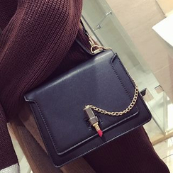 Youshine - Chain Detailed Crossbody Bag