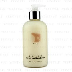 Zents - Fig Shower and Hand Wash