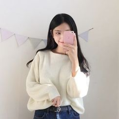 Windflower - Plain Sweater