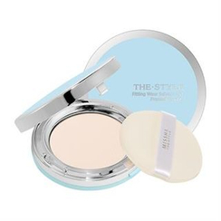 Missha - The Style Fitting Wear Sebum-Cut Pressed Powder (#02 Clear Peach)