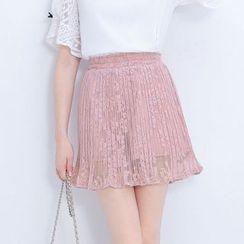 Tokyo Fashion - Lace Skort