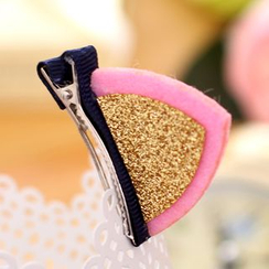 Gold Beam - Kids Hair Clip