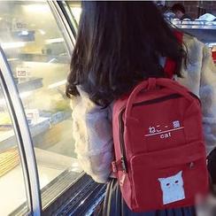 LMWZ - Print Backpack