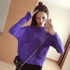 Ashlee - Pocketed Sweater