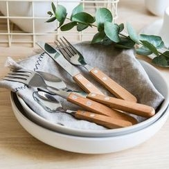 Modern Wife - Wooden Cutlery