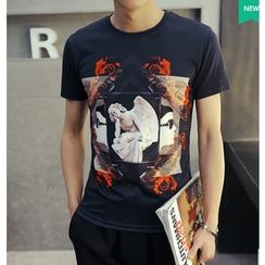 Fisen - Print T-Shirt