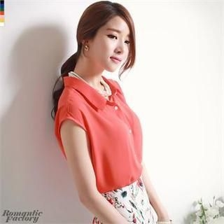 Romantic Factory - Chiffon Blouse