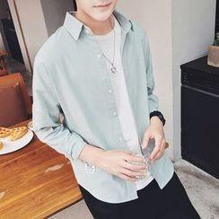Soulcity - Plain Shirt