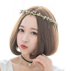 Hairess - 短款假发 - 波波头