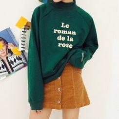 Porta - Lettering Sweatshirt