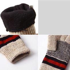 Fireon - 星星针织手套