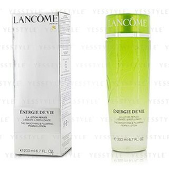 Lancome 兰蔲 - Energie De Vie Smoothing and Plumping Pearly Lotion (For All Skin Types, Even Sensitive)