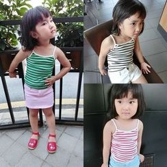 Happy Lala - Kids Striped Camisole